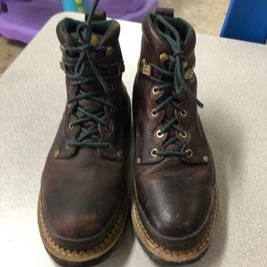 Georgia Giant Steel Toe Work Boots